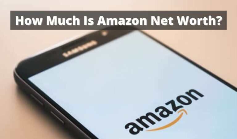 How much is Amazon Net Worth 2021?