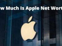 How Much Is Apple Net Worth