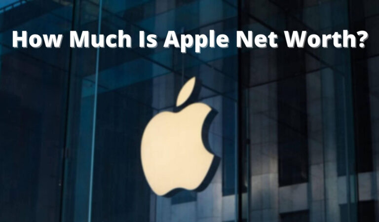 How much is Apple Net Worth 2021?