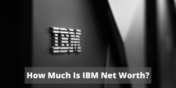 How Much Is IBM Net Worth_