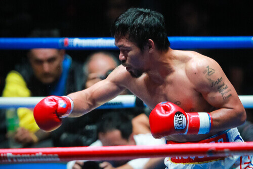 How Much Is Net Worth Of Manny Pacquiao