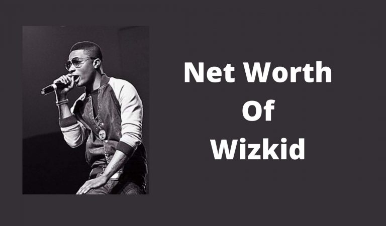 How Much Is The Net Worth Of Wizkid 2021?