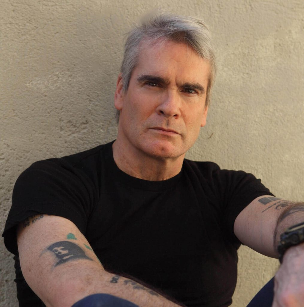 How Much Is the Net Worth Of Henry Rollins
