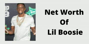 Net Worth Of Lil Boosie