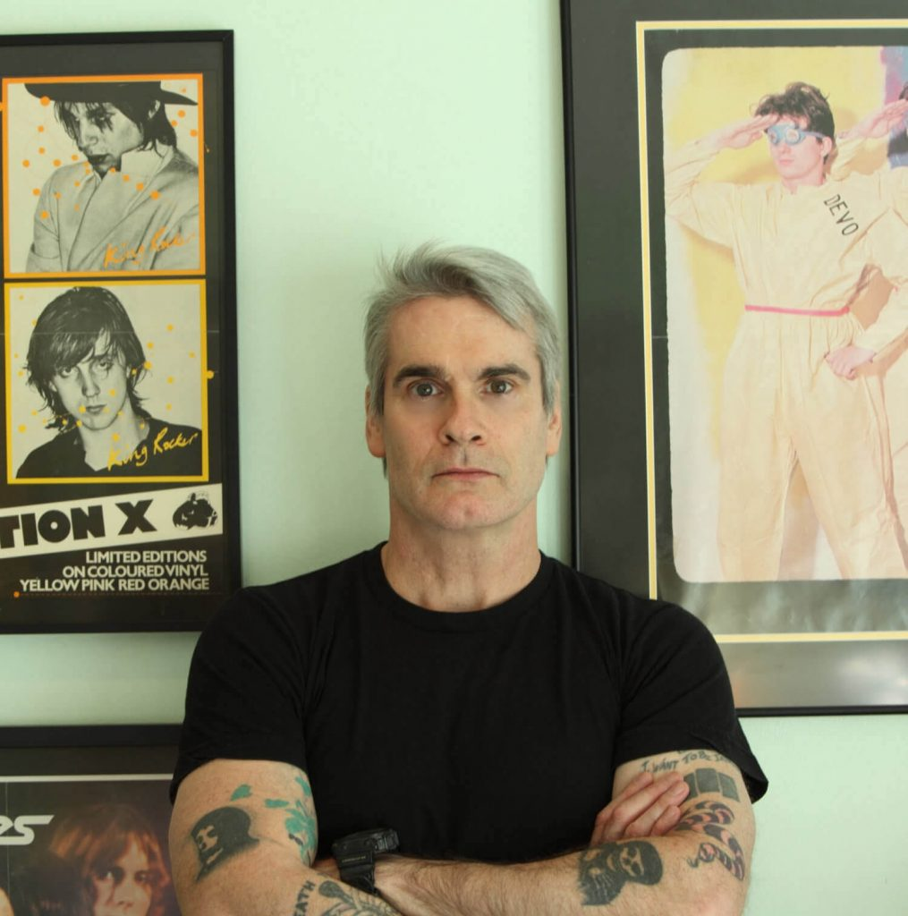 henry rollins house,
