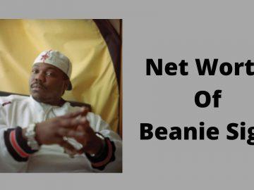 Net Worth Of Beanie Sigel