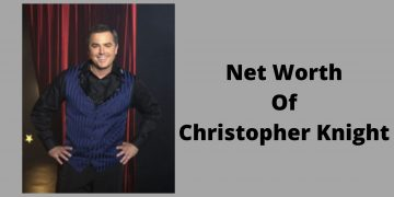 Net Worth Of Christopher Knight