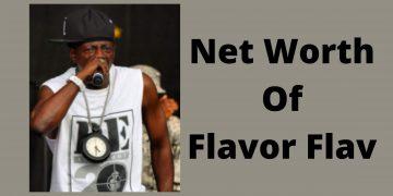 Net Worth Of Flavor Flav