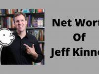 Net Worth Of Jeff Kinney