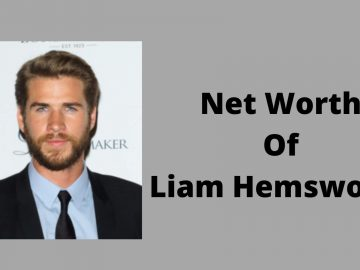 Net Worth Of Liam Hemsworth
