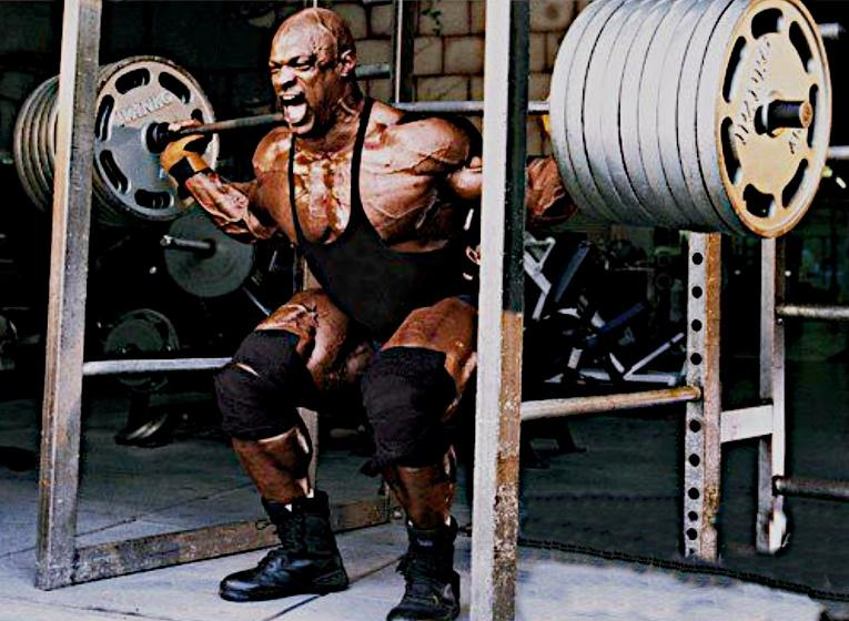 RONNIE COLEMAN HOUSE,