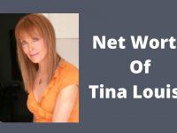 net worth of tina louise