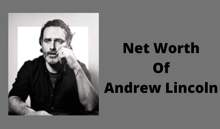 How much is the Net worth of Andrew Lincoln 2021?