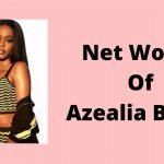 Net Worth Of Azealia banks