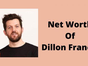 Net Worth Of Dillon Francis