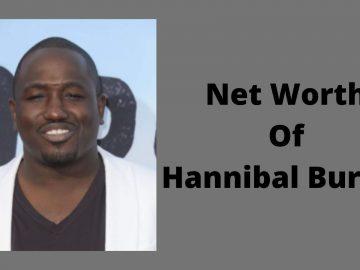 Net Worth Of Hannibal Buress (1)