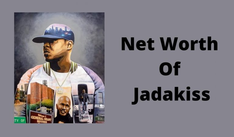 How Much Is The Net Worth Of Jadakiss 2021?