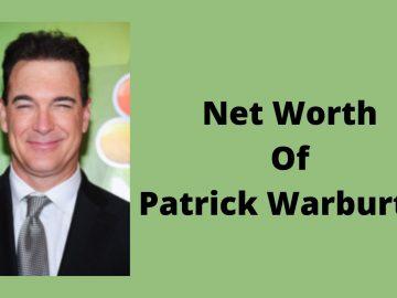 Net Worth Of Patrick Warburton