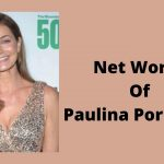 Net Worth Of Paulina Porizkova