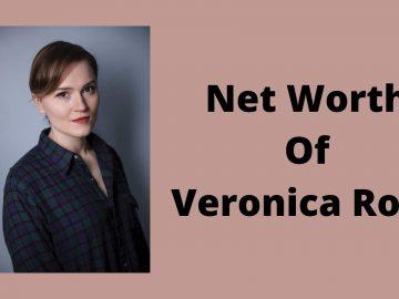 Net Worth Of Veronica Roth