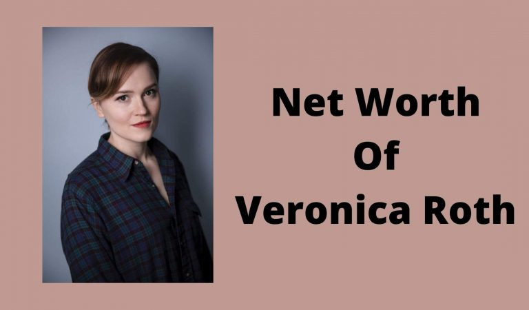 How Much Is The Net Worth Of Veronica Roth 2021?