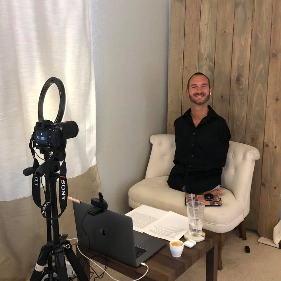 How Much Is The Net Worth Of Nick Vujicic