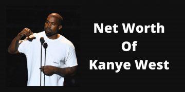 Net Worth Of Kanye West