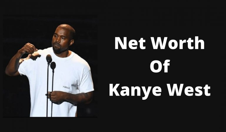 How Much Is The Net Worth Of Kanye West 2021?