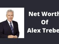 Net worth of Alex Trebek