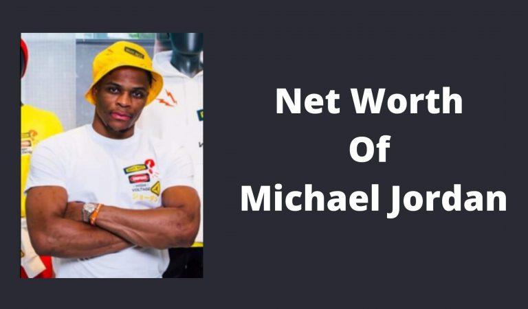 How Much Is Michael Jordan Worth 2021?