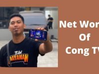 Net Worth Of Cong TV