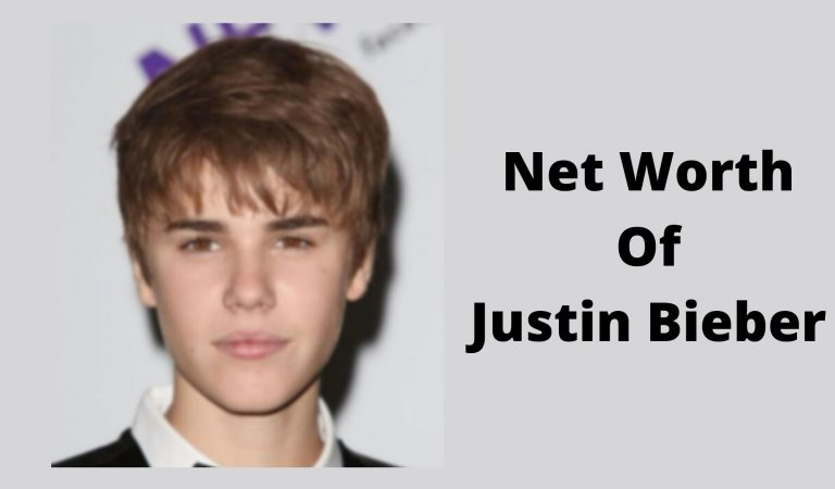 How Much Is The Net Worth Of Justin Bieber 2021?